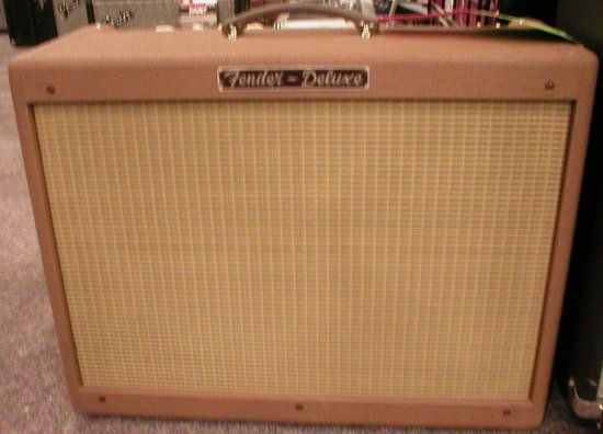 brown amp